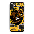 BOSTON BRUINS HOCKEY iPhone 6/6S 7 8 Plus X/XS Max XR Case Cover $15.9 USD on eBay