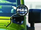 PIAA 30110 Flood Light Pillar Mount Bracket Kit Fits 07-16 Wrangler