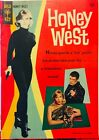 ( Gold Key ) Honey West # 1st Issue, 1966, VF/NM 9.0 Photo Cover/Back