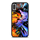 ADVENTURE TIME FINE AND FLAME iPhone 6/6S 7 8 Plus X/XS Max XR Case Cover