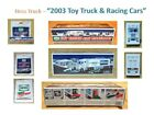 2003 HESS Toy Truck & Race Cars - MIB with Matching HESS Carry Bag