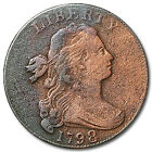 1798 Large Cent 2nd Hair Style VF (S.167) - SKU#39877