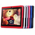 7 Inch Kids Android Tablet Pc Quad Core 4gb Wifi Children Gift Uk Stonk Lot Nm#