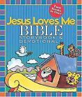 Jesus Loves Me Bible Storybook and Devotional Combo  (NoDust) by Ken Abraham