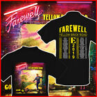 Elton John Farewell Yellow Brick Road Concert Tour 2019 T-Shirt Band Music S-6XL image