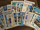 Forfar Athletic HOME programmes 1970s 1980s 1990s 2000s League & Cup PART ONE
