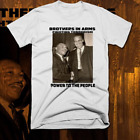 Black History Month T-shirt Martin Luther King And Malcolm X Civil Rights Leader