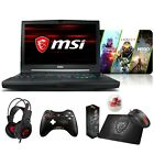 "MSI GT75 TITAN 17.3"" Full HD 4K UHD Core i7 Core i9 RTX 2070 2080 Gaming Laptop"