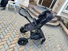 beitax b ready stroller 2017 in black, used, good condition.