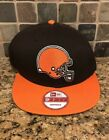 Clevelan Browns NFL New Era Fifty Snap Back Hat Cap