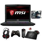 "MSI GT63 TITAN 15.6"" (144Hz) 3ms FHD Core i7-8750H RTX 2080 2070 Gaming Laptop"