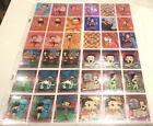 The World Of Betty Boop  Special Insert Trading Cards : Choose from a selection $10.98 AUD on eBay
