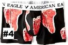 AMERICAN EAGLE LOW RISE TRUNKS SIZE LARGE 35-38 CHOOSE BY NUMBERS NEW WITH TAG