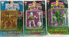 Mighty Morphin Power Ragers Evil Space Aliens, Collection of Three Asst.# 2350