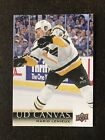 Mario Lemieux UD Canvas 2018-19 Series 2 Hockey Pittsburgh Pengiuns #C249 SP