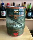 BELL'S Brewery Two Hearted Ale American IPA Mini Keg. EMPTY Comstock, MI. Nice!
