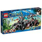 LEGO Legends of Chima 70009 Worriz' Combat Lair 664 pcs! Brand New & Sealed!