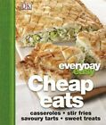 Everyday Easy: Cheap Eats by DK Hardback Book The Cheap Fast Free Post
