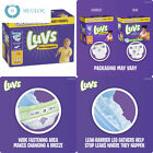 Luvs Ulta Leakguards Disposble Diapers, Size 5, 148 Count, ONE Month Supply