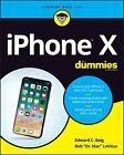 iPhone X For Dummies (For Dummies (Computer/Tech)) by Baig, Edward C.|LeVitus…