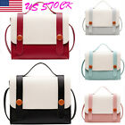 Fashion Women Handbag PU Shoulder Messenger Bag Women Satchel Tote Purse Bag New