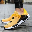 Mens Womens Casual Trainers Mesh Sneakers Sports Athletic Running Shoes Size UK