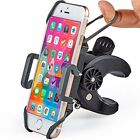 Bike Motorcycle Phone Mount for iPhone Xs (Xr, X, 8, 7, 6, Plus/Max) Top Quality