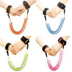2PCs Baby Safety Harness Anti Lost Wrist Link Traction Rope Bracelet Child Leash