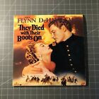 THEY DIED WITH THEIR BOOTS ON LASERDISC - LD