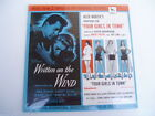 WRITTEN ON THE WIND Four Girls In Town - Alex North LP
