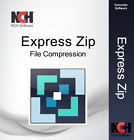 Zip File Compression/Archiving Software - DIGITAL DOWNLOAD - 1 Year Subscription