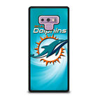 MIAMI DOLPHINS NFL Samsung Galaxy Note 4 5 8 9 Case Cover $15.9 USD on eBay