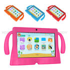 "XGODY Kids Tablet PC Android 8.1 7"" 16GB Dual Camera WIFI Quad-core Bundle Case"