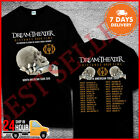 DREAM THEATER T SHIRT DISTANCE OVER TIME TOUR 2018 2019 Concert T-Shirt Music image