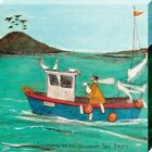 Sam Toft Canvas Print Searching For The Legendary Sea Pasty 40x40cm
