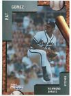 1992 Fleer ProCards Richmond Braves Minor League Baseball card  Pick your Player