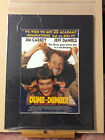 Dumb and Dumber (1995) A4 Matted handbill movie poster Jim Carrey