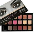 Huda Beauty Textured Eyeshadow Palette Rose Gold Edition & Desert Free Shipping