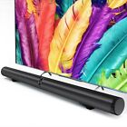 TV Home Theater SoundBar 3D Surround Stereo Sound Bluetooth Speaker Subwoofer US