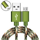 CAMO Tactical Micro USB FAST Charger Cable for Beats by Dre Powerbeats 3 Solo 3
