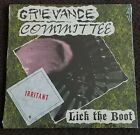 Grievance Committee : Lick The Boot (Sealed EP) Oi