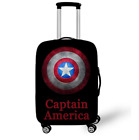 Comics Super Hero Luggage Cover Elastic Suitcase Protective Cover for 18-28 Inch