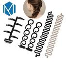 M MISM Hot Hair Styles Maker Tress Tool Hair Accessories Bands Hair Disk Easy Si