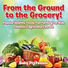From Ground Grocery! Popular Healthy Foods Fun Farmin by Baby Professor