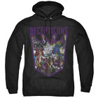 Transformers Decepticon Collage Adult Pullover Hoodie