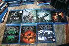 6 BLU RAY OT THE MUMMY COLLECTION WITH SLIP COVER OOP HOBBIT 1-2 CONAN