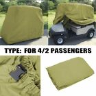 Waterproof Golf Cart Storage Cover For EZ Go Club Vehicle Sun Protect Cover BN