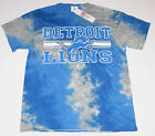 Detroit Lions Tye-Die T-Shirt Men's size Large New w/Tag $22.99 USD on eBay