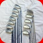 Irons & Wood Golf Club sets, Graphite Shafts - Mizuno & Wilson - Buy 1 or all