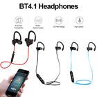 HiFi Earbud Headphone Bluetooth Stereo Earphone Wireless Headset Fit iPhone E0A8